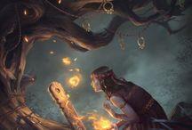 Atmospheric Fantasy Arts