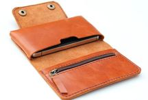 leather for gadget / Smartphone & tablet case, camera bag, etc