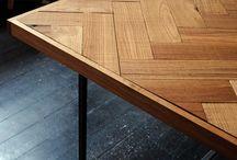 fishbone tables
