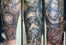 tattoo / i miei lavoro