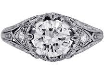 Diamonds and other shiny things / by Daina Abolina