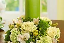 цветы в декоре