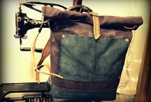 Backpacks  / Hand made by 10m Straps