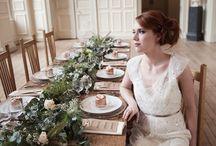 Organic Textures Inspired Bridal Shoot / Organic Textures Inspired Bridal Shoot