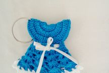 Crochet - Keyrings