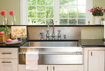 Dream kitchen / Ideas / by Janet Thomas