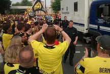 Borussia Dortmund v Eintracht Frankfurt: DFB-Pokal Final / Visiting Dortmund as the team win their first German Cup (DFB-Pokal) since 2012. With trophy parade through the city the following day.