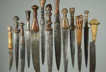 Ножи / Ножи и острые предметы