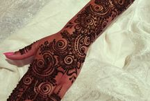 Henna designs By Beautiful Mehndi / Henna By Beautiful Mehndi (Renuka Rajaram)