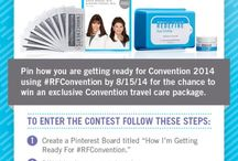 How I'm getting ready for #rfconvention / How I'm getting ready for #rfconvention / by Jodi Petersen