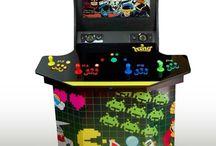 MÁQUINAS ARCADE / Máquinas Arcade Recreativas Nuevas y Vintage