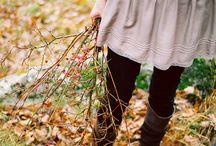 Inspiration: Fashion & Gardens / by Rochelle Greayer, PITH + VIGOR