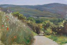 2) Landscape - Julian Merrow Smith