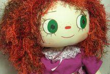 My Handmade Textile Dolls&Toys