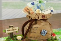 Geschenkideen Geld