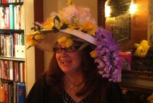 Easter bonnets / bunnies, and chicks, and flowers, and bonnets oh my!