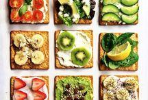 Food [healty snacks ]