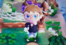 Waw / Je jous beaucoup à animal crossing