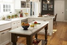 Kitchens / Appealing or unusual kitchen layouts