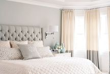 Bed(roomspiration) / Inspiration for your bedroom design and organization