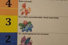 Pokemon i skolen