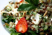 Salades, Sandwichs and co