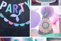 Birthdays party