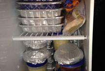 Kristen's freezer