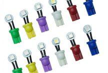 Pinball Machine Flexible T10 LED Light Various Colors PA