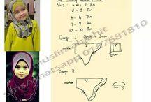 pola hijab