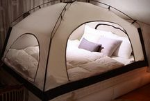 Tent bed / Tent bed