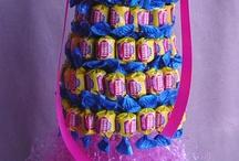 choinki z cukierkow