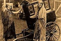 Gitans Manouches Gypsies Zigeuner