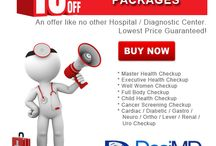 Discounts - Offers - Corporate Offers / Only 4 Days Left to Avail 10% Discount on All Health Checkup Packages.  http://www.desimd.com/health-checkup-packages/  BUY NOW and Be Healthy!!