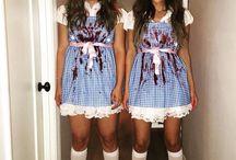 Shinning twins