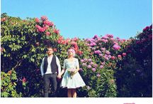 Pre Wedding Photoshoot / by Becky Joiner