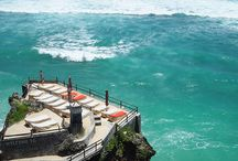 Uluwatu / The home of sacred Pura Luhur Uluwatu, favorite surfing destination, and upscale resort, all at once