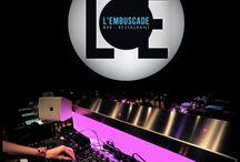 CLOSING PARTY / VΞNDREDI 12 SEPTEMBRE / 20:00 - 01:00 / DJ NOXON & ⓃICO / L'EMBUSCADE  www.l-embuscade.fr