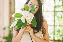 Bridemaids' Bouquets