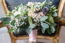 Hochzeit Brautstrauß