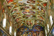 sistine chapelle