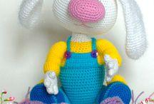 Handmade toys / crochet,knitting,crochettoys