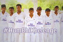 Slum Cricket League