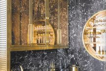 Marble kitchens and bathrooms