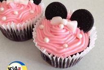 Disney Recipes / A few of my favorite things... Disney and Cupcakes. Together.