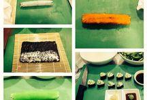 Workshops / Birşeyleri hızlı öğrenmek istiyorsanız, workshop!  En eğlencelisi? Derseniz; suschi tam anlamıyla :)