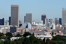 Johannesburg Joy / OK, so where are they guys with the hand grenades and machine guns?  Jozi as it really is.