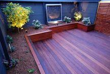Outdoor space / Garden inspiration