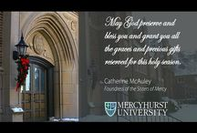 Merry Christmas! / by Mercyhurst University
