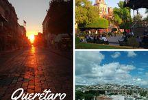 Querétaro / ¿Viajas a Querétaro? Aquí te compartimos los lugares que puedes visitar, lo que puedes hacer en este hermoso destino, comer, sus tradiciones y mucho más :)